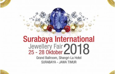SURABAYA INTERNATIONAL JEWELLERY FAIR 2018