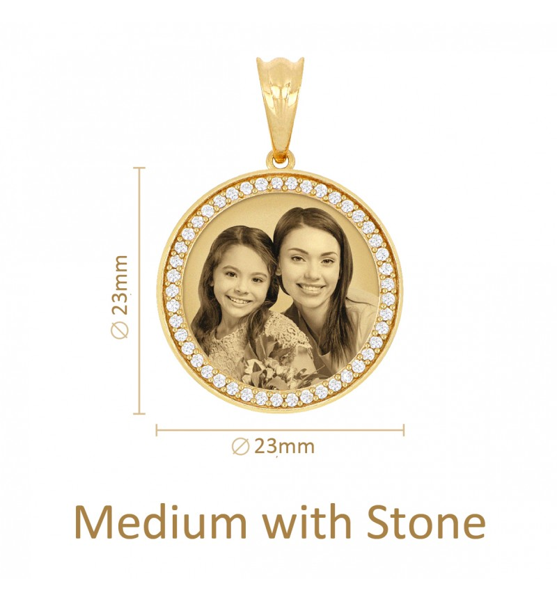 Photo Jewelry Pendant