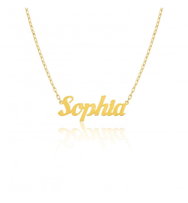 Customized Name Jewelry Necklaces