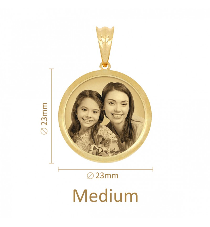 Photo Jewelry Pendants