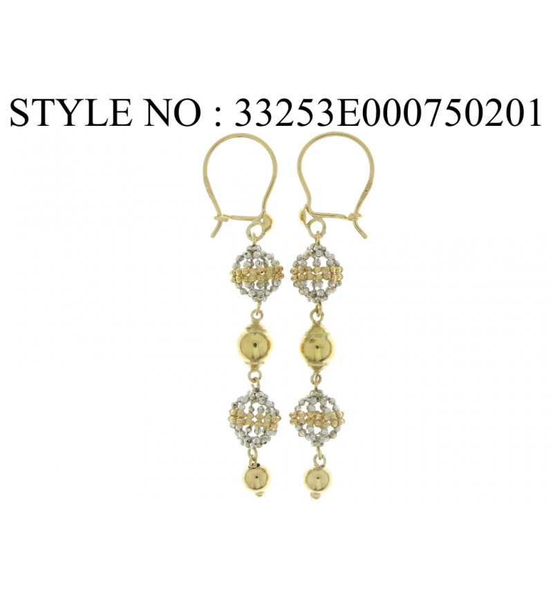 Exclusive Gold Earings