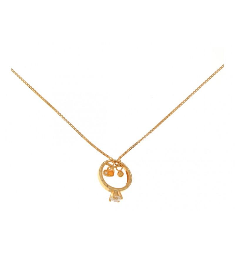 Variation Gold Necklaces