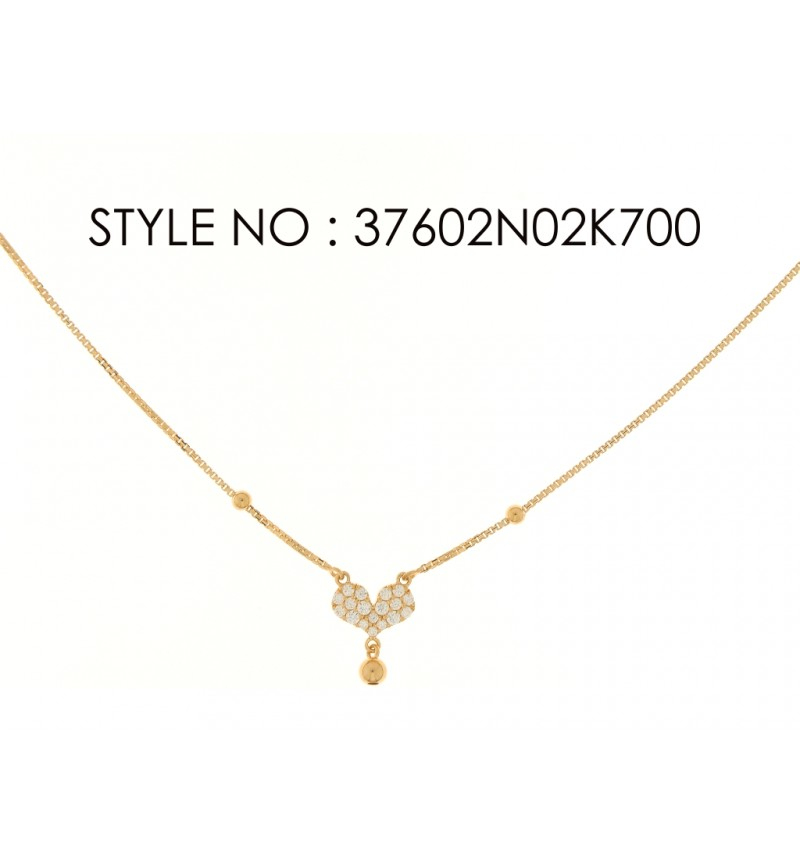 Variation Gold Necklaces