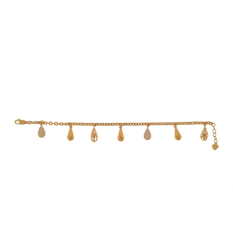 Variation Gold Bracelets