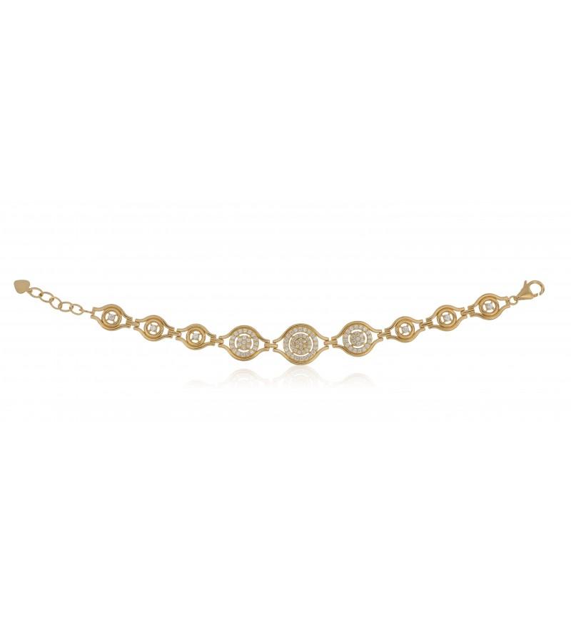 Man Gold Bracelets