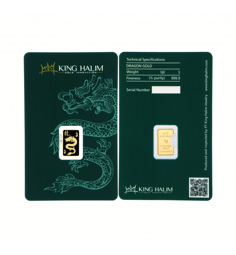 DRAGON GOLD BAR