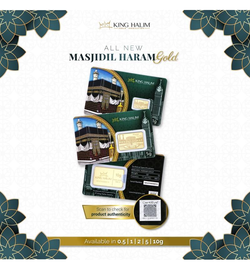 MASJIDIL HARAM GOLD BAR